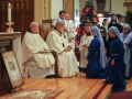 December 5, 2015 Daughters of Mary of Nazareth. Profession of Vows. Photos by George Martell