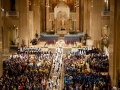 Cardinal Timothy Dolan of New York celebrates the opening Mass of the Prayer Vigil for Life at the Basilica of the National Shrine of the Immaculate Conception in Washington, D.C. Jan. 21, 2016. Pilot photo/ Gregory L. Tracy